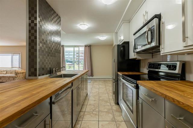 301 9909 110 Street, Edmonton, AB T5K 2E5 (#E4166212) :: The Foundry Real Estate Company