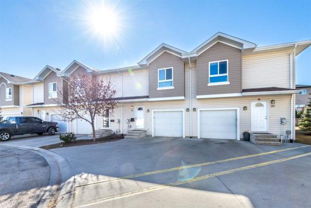 21 5120 164 Avenue, Edmonton, AB T5Y 0L7 (#E4166219) :: The Foundry Real Estate Company