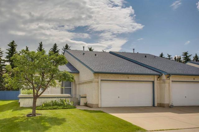 14 9718 176 Street, Edmonton, AB T5T 6B8 (#E4166312) :: David St. Jean Real Estate Group