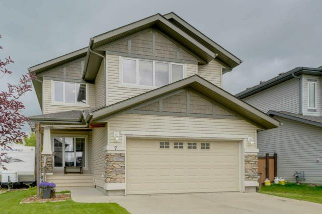 7 Northstar Close, St. Albert, AB T8N 3K1 (#E4166367) :: David St. Jean Real Estate Group