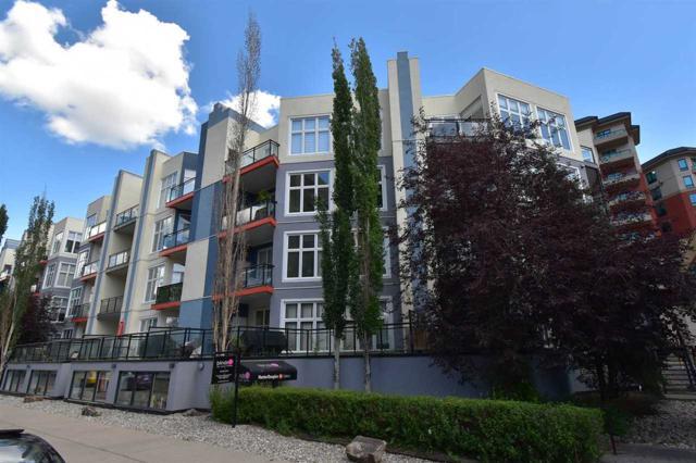 218 10147 112 Street, Edmonton, AB T5K 1M1 (#E4166368) :: The Foundry Real Estate Company