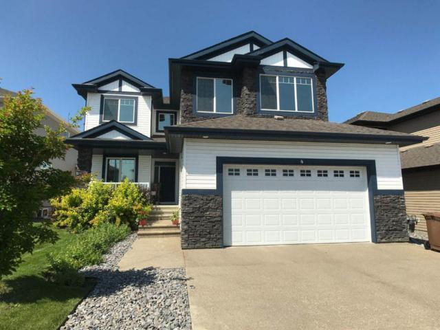 4 Nadia Place, St. Albert, AB T8N 4C2 (#E4166380) :: David St. Jean Real Estate Group