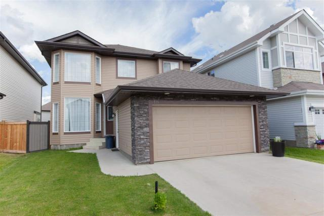 715 179 Street, Edmonton, AB T6W 2S7 (#E4166407) :: Mozaic Realty Group
