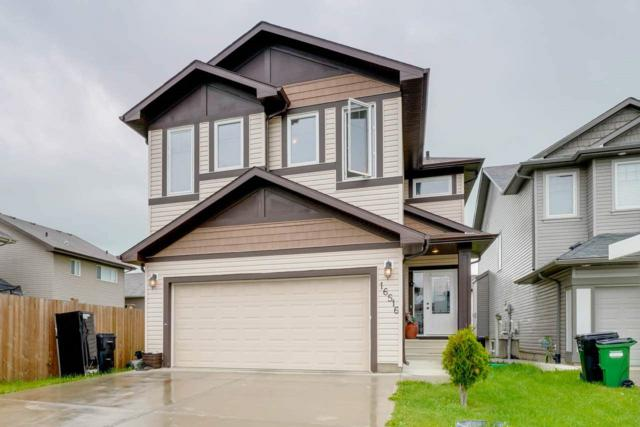16516 42 St, Edmonton, AB T5Y 0T1 (#E4166452) :: The Foundry Real Estate Company