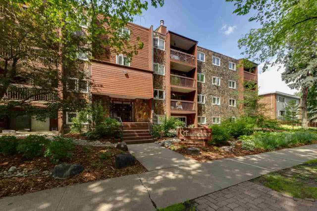 32 10160 119 Street, Edmonton, AB T5K 1Y9 (#E4166457) :: The Foundry Real Estate Company