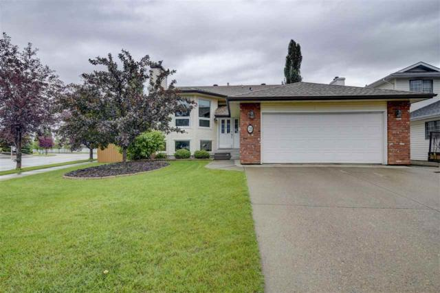 28 Hampton Court, Sherwood Park, AB T8A 5R6 (#E4166482) :: The Foundry Real Estate Company