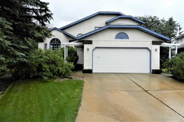 49 William Bell Drive, Leduc, AB T9E 6N7 (#E4166522) :: The Foundry Real Estate Company