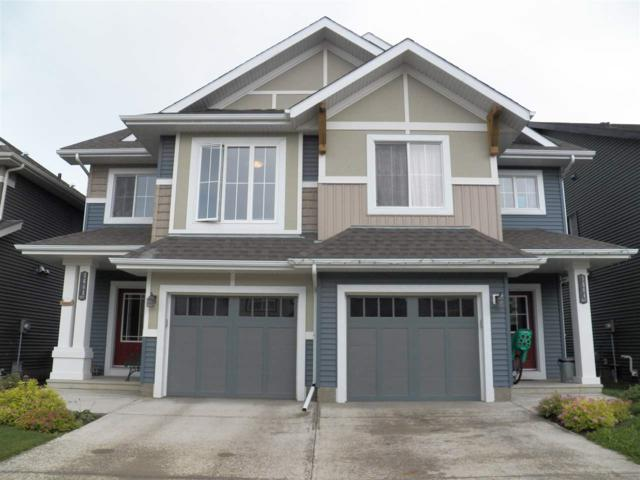 5668 Crabapple Way, Edmonton, AB T6X 1W9 (#E4166530) :: The Foundry Real Estate Company
