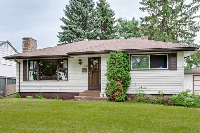25 Lowe Avenue, Fort Saskatchewan, AB T8L 2L1 (#E4166563) :: David St. Jean Real Estate Group