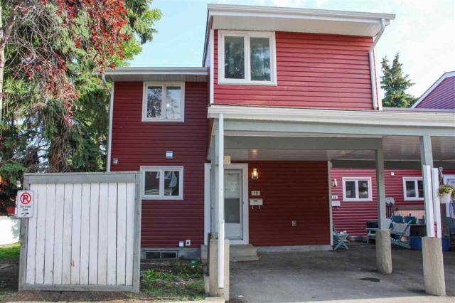 15 1904 48 Street, Edmonton, AB T6L 5H3 (#E4166612) :: The Foundry Real Estate Company