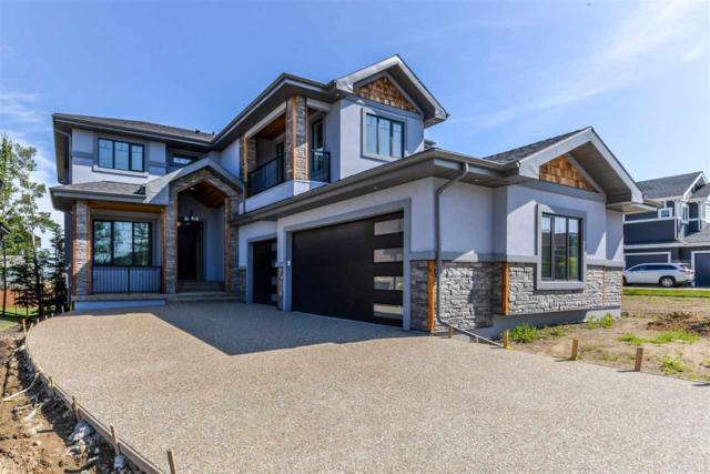 54 Kenton Woods Lane, Spruce Grove, AB T7X 0B9 (#E4166618) :: Jenn McPhillamey | YEGPro Realty