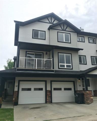 38 11 Clover Bar Lane, Sherwood Park, AB T8H 0C4 (#E4166678) :: Mozaic Realty Group