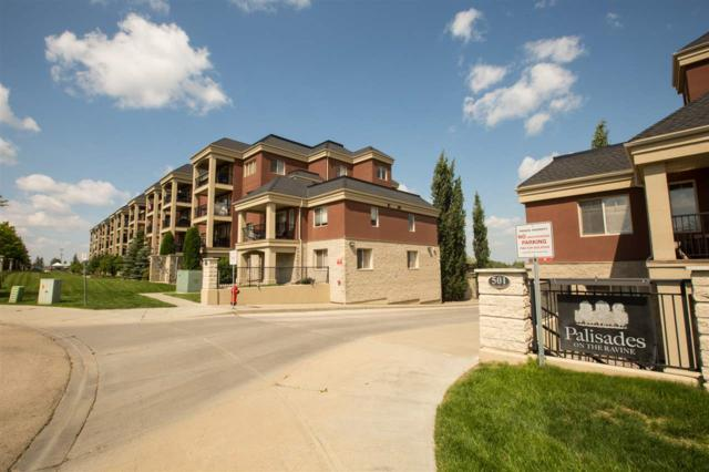 118 500 Palisades Way, Sherwood Park, AB T8H 0H7 (#E4166712) :: Mozaic Realty Group