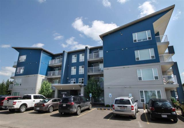 215 610 Calahoo Rd, Spruce Grove, AB T7X 2H7 (#E4166716) :: The Foundry Real Estate Company