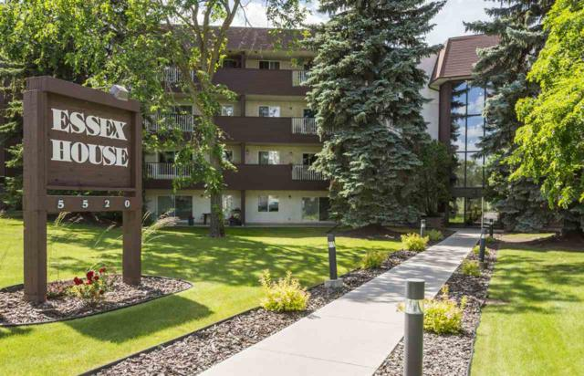 309 5520 Riverbend Road, Edmonton, AB T6H 5G9 (#E4166761) :: Mozaic Realty Group