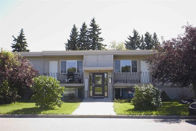 8 15431 93 Avenue, Edmonton, AB T5R 5H4 (#E4167355) :: The Foundry Real Estate Company