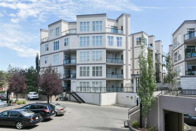 229 4831 104A Street NW, Edmonton, AB T6H 0R5 (#E4167379) :: The Foundry Real Estate Company