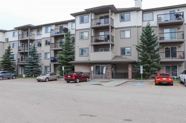 210 1188 Hyndman Road, Edmonton, AB T5A 0E9 (#E4167397) :: David St. Jean Real Estate Group