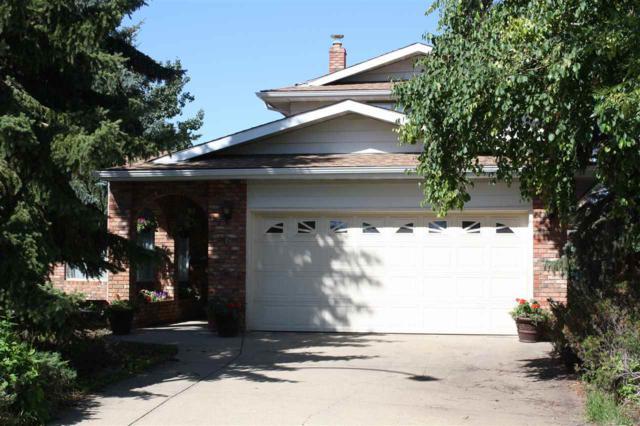 76 Grand Meadow Crescent, Edmonton, AB T6L 1A2 (#E4167409) :: The Foundry Real Estate Company