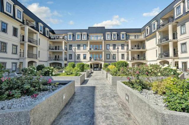 309 1406 Hodgson Way, Edmonton, AB T6R 3K1 (#E4167558) :: David St. Jean Real Estate Group