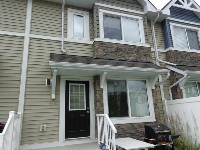 54 415 Clareview Road, Edmonton, AB T5A 0Z6 (#E4167592) :: David St. Jean Real Estate Group