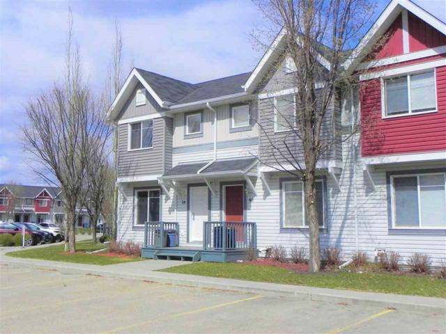 40 1404 Hermitage Road, Edmonton, AB T5A 0P5 (#E4167604) :: David St. Jean Real Estate Group