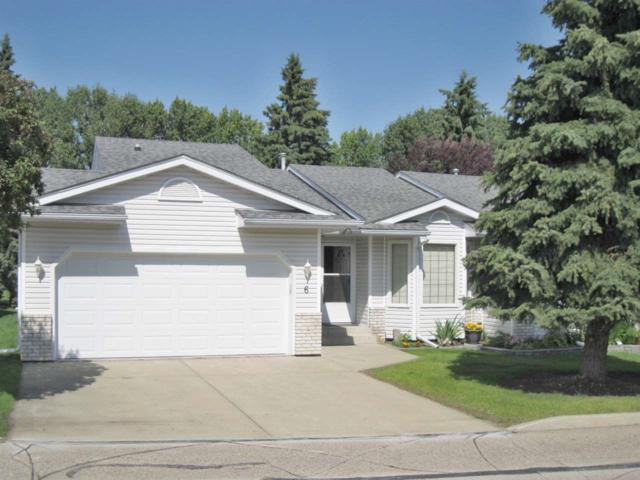 6 2A Fieldstone Drive, Spruce Grove, AB T7X 3E7 (#E4167614) :: David St. Jean Real Estate Group