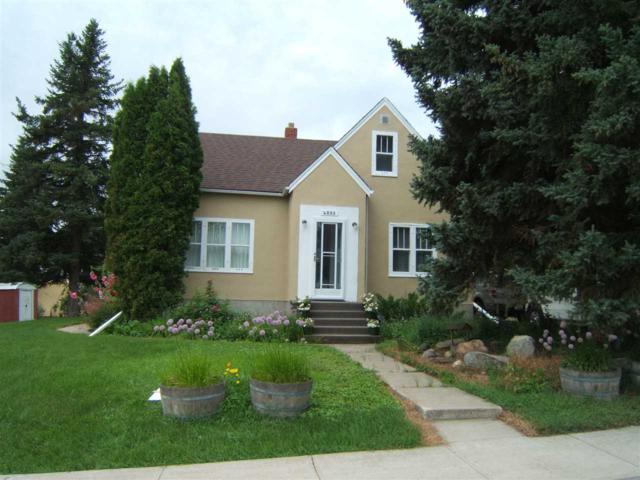 4803 47A Street, Two Hills, AB T0B 4K0 (#E4167626) :: Initia Real Estate