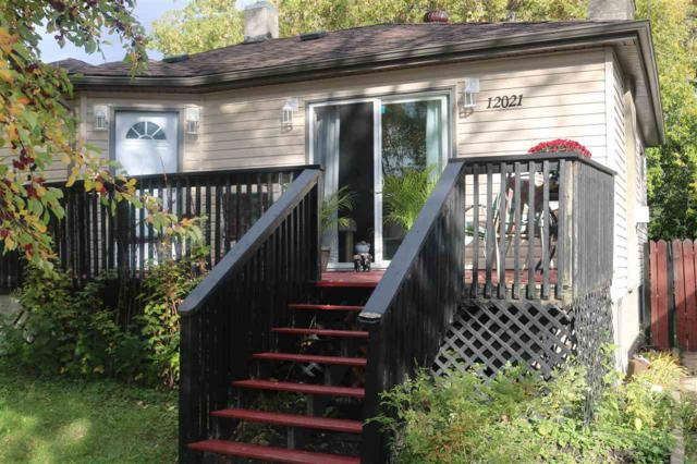 12021 88 Street, Edmonton, AB T5B 3S3 (#E4167629) :: David St. Jean Real Estate Group