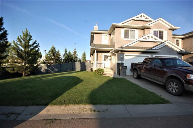 34 5101 Soleil Boulevard, Beaumont, AB T4X 0E3 (#E4167743) :: The Foundry Real Estate Company