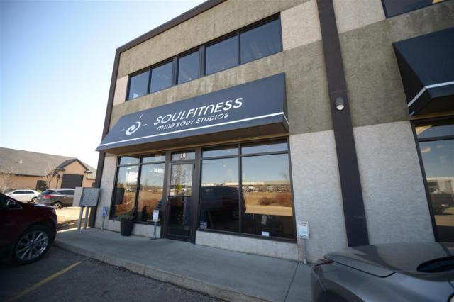 #10 20 Circle Dr, St. Albert, AB T8N 4L7 (#E4167839) :: The Foundry Real Estate Company