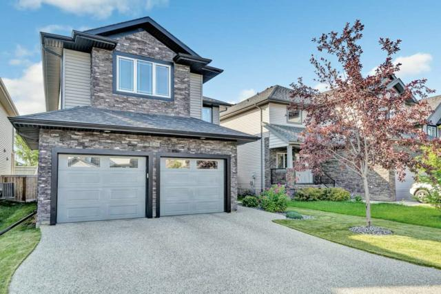 428 Callaghan Court SW, Edmonton, AB T6W 0G5 (#E4167844) :: David St. Jean Real Estate Group