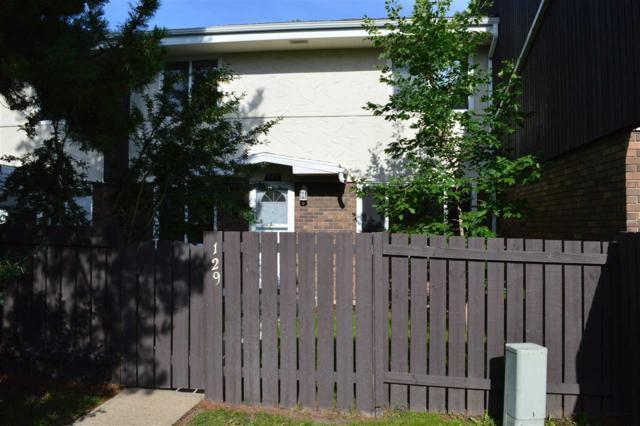 129 Roseland Village, Edmonton, AB T5E 5R6 (#E4167867) :: The Foundry Real Estate Company