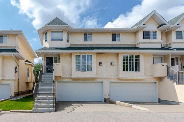 53 2419 133 Avenue, Edmonton, AB T5A 5A5 (#E4167875) :: David St. Jean Real Estate Group