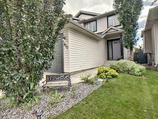 820 Barnes Link, Edmonton, AB T6W 1E8 (#E4167964) :: The Foundry Real Estate Company