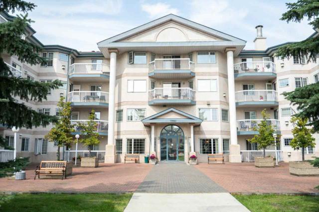 212 17150 94A Avenue, Edmonton, AB T5T 6L7 (#E4167996) :: David St. Jean Real Estate Group