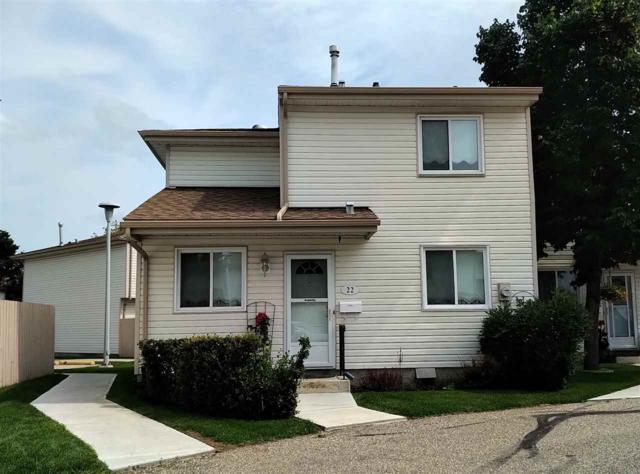 22 2024 57 Street, Edmonton, AB T6L 2Z3 (#E4168014) :: The Foundry Real Estate Company