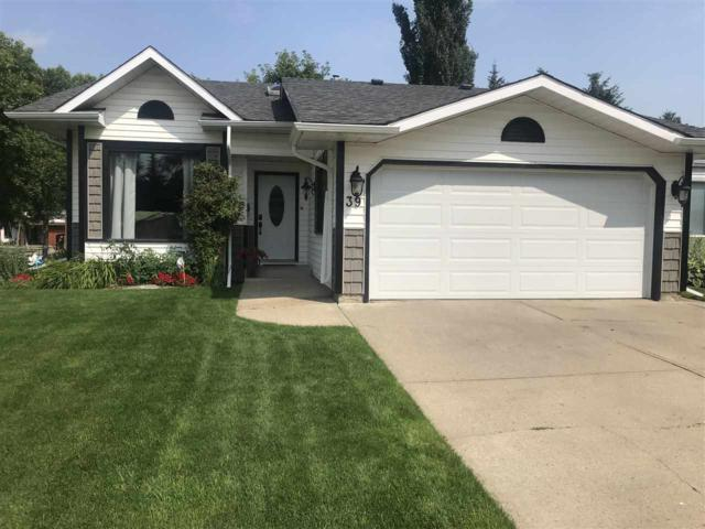 39 Greenbriar Crescent, Sherwood Park, AB T8H 1H8 (#E4168039) :: The Foundry Real Estate Company