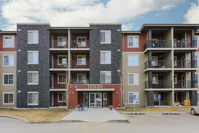 322 12035 22 Avenue, Edmonton, AB T6W 2X9 (#E4168064) :: The Foundry Real Estate Company