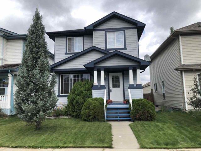 826 Mcallister Crescent, Edmonton, AB T6W 1K6 (#E4168084) :: David St. Jean Real Estate Group