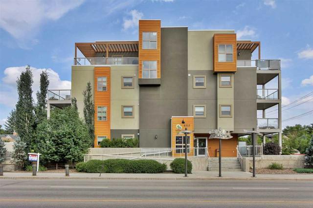 203 8515 99 Street, Edmonton, AB T6G 1E4 (#E4168105) :: YEGPro Realty
