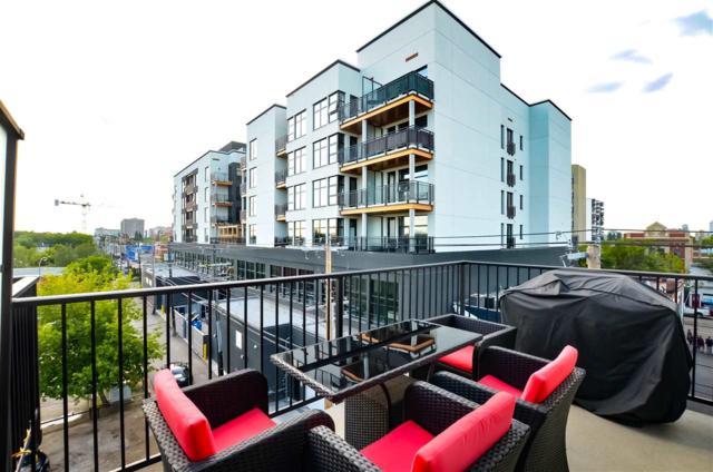 407 10418 81 Avenue, Edmonton, AB T6E 1X5 (#E4168110) :: David St. Jean Real Estate Group