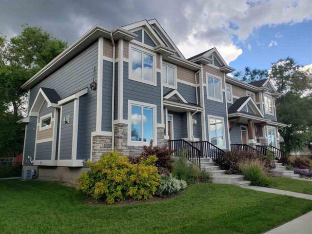 Unit 1 11946 86 Street, Edmonton, AB T5B 3K2 (#E4168120) :: David St. Jean Real Estate Group