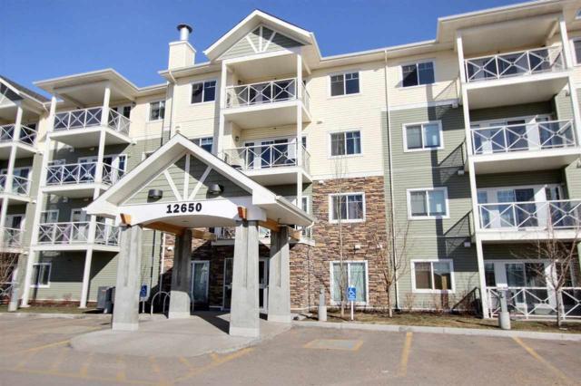 309 12560 142 Avenue, Edmonton, AB T5X 0J4 (#E4168301) :: The Foundry Real Estate Company