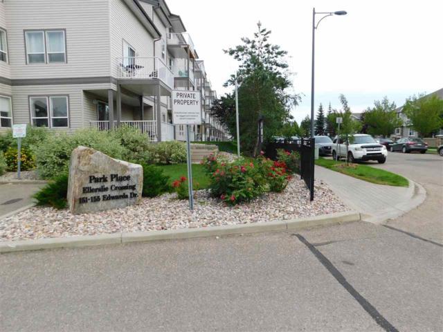 115 155 Edwards Drive SW, Edmonton, AB T6X 1N6 (#E4168312) :: David St. Jean Real Estate Group