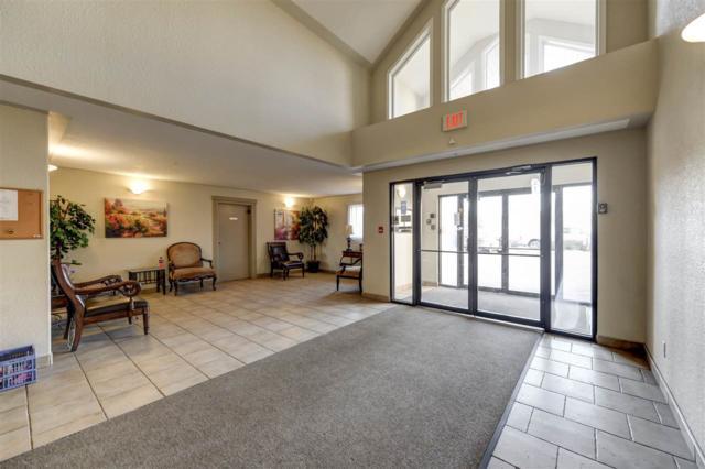 107 7511 171 Street, Edmonton, AB T5T 6S7 (#E4168330) :: David St. Jean Real Estate Group