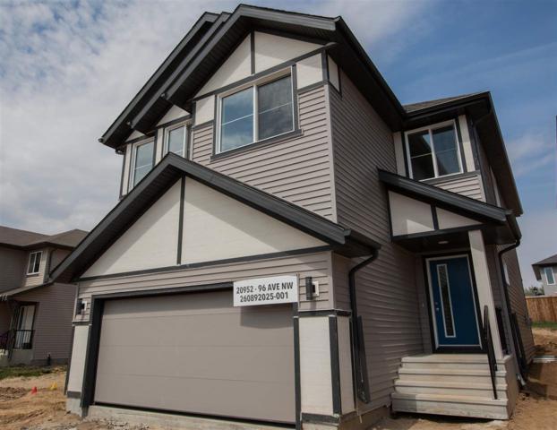 20952 96 Avenue, Edmonton, AB T5T 4J7 (#E4168362) :: David St. Jean Real Estate Group