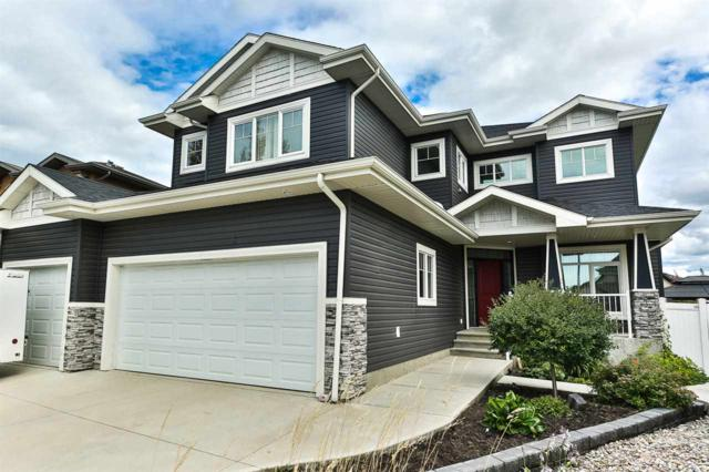 155 Fraser Way NW, Edmonton, AB T5Y 3M8 (#E4168365) :: The Foundry Real Estate Company