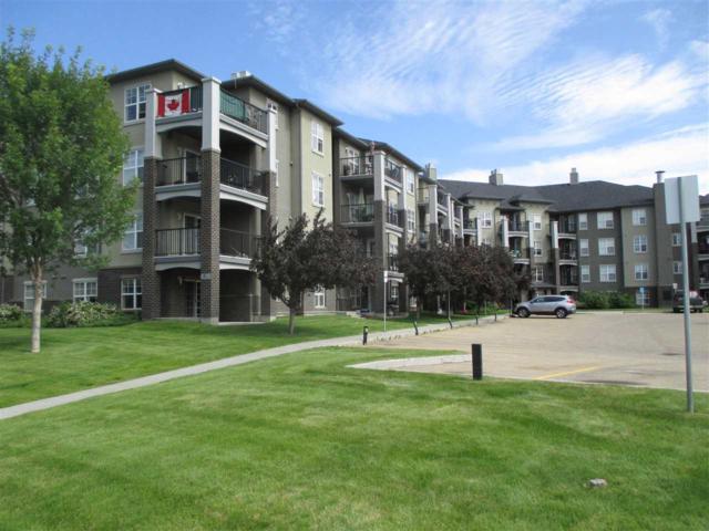 208 636 Mcallister Loop, Edmonton, AB T6W 1N4 (#E4168391) :: David St. Jean Real Estate Group