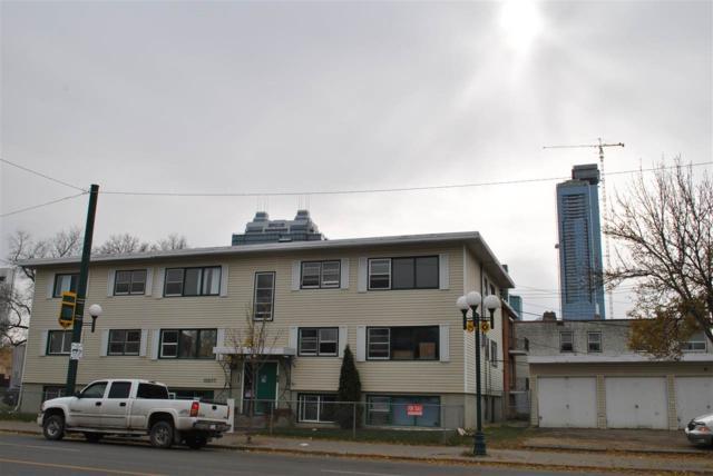 10207 107 AV NW, Edmonton, AB T5H 0V6 (#E4168396) :: David St. Jean Real Estate Group